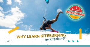Why learn Kitesurfing