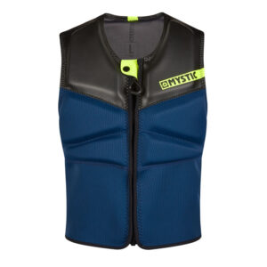 Mystic Block Impact Vest Fzip SS21