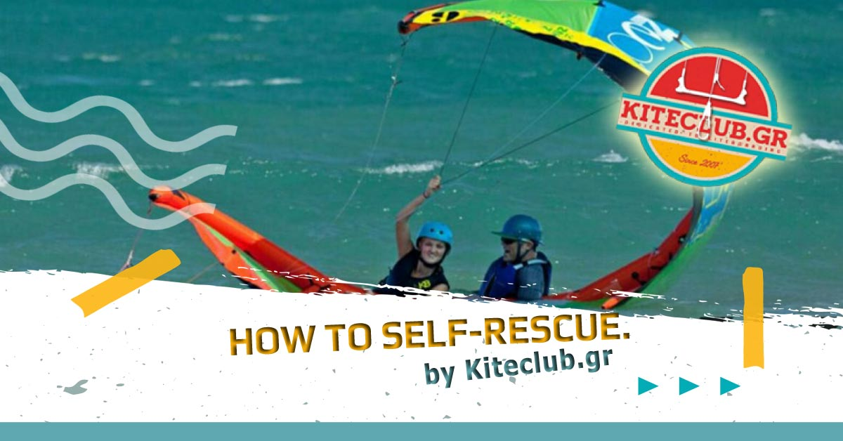 How to Self Rescue.