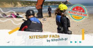 KiteSurf FAQs