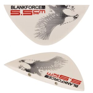 BLANK FORCE SET 2 X 5.5CM FINS