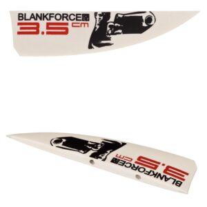 BLANK FORCE SET 4 X 3.5CM FINS