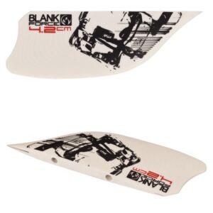 BLANK FORCE SET 4 X 4.2CM FINS