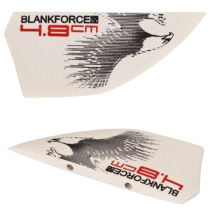 BLANK FORCE SET 4 X 4.8CM FINS