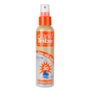 Island Tribe | SPF 30 CLEAR GEL SPRAY 125ml